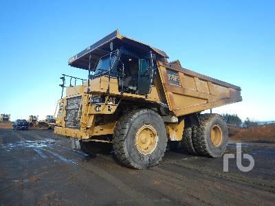 2003 CATERPILLAR 775E Rock Truck