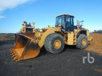 2005 CATERPILLAR 980H Wheel Loader