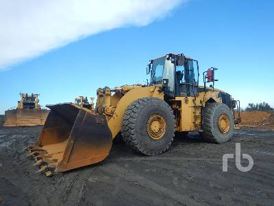 1999 CATERPILLAR 980G Wheel Loader