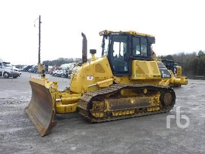 2015 KOMATSU D61EX-23 Crawler Tractor