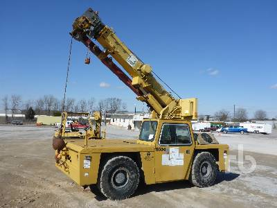 1995 GROVE AP410 Carry Deck Crane