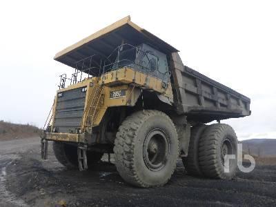 2001 CATERPILLAR 785C Rock Truck