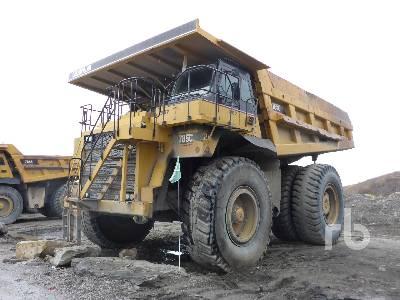 2006 CATERPILLAR 785C Rock Truck