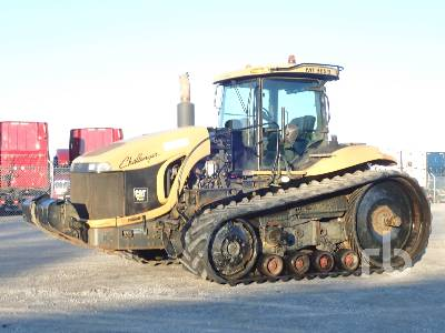 2008 CHALLENGER MT865B Track Tractor