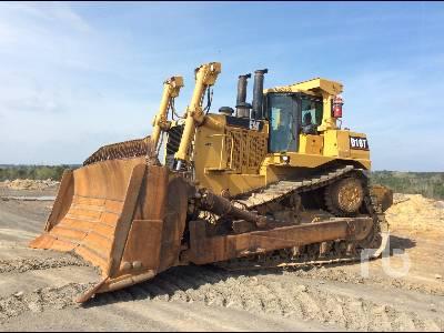 2006 CATERPILLAR D10T Crawler Tractor