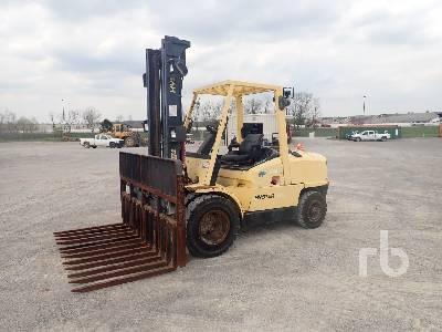 HYSTER H110XM 10000 Lb Forklift