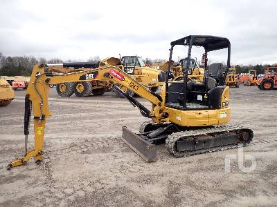 2016 CATERPILLAR 303.5E2CR Mini Excavator (1 - 4.9 Tons)