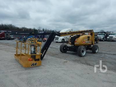 2018 JLG 600AJ 4x4 Articulated Boom Lift