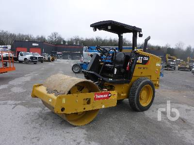 2016 CATERPILLAR CS34 Vibratory Roller