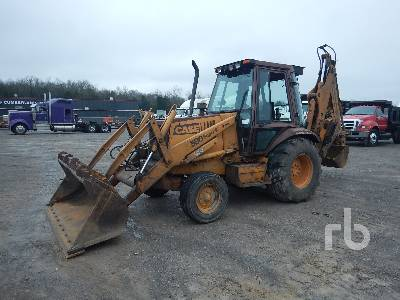 1994 CASE 580SK Loader Backhoe