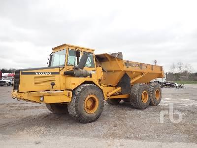 1993 VOLVO A25C 6x6 Articulated Dump Truck
