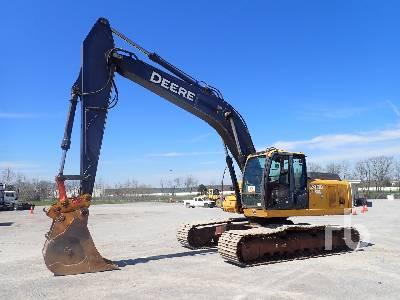 2011 JOHN DEERE 240DLC Hydraulic Excavator