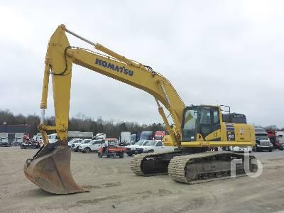 2015 KOMATSU PC490LC-10 Hydraulic Excavator