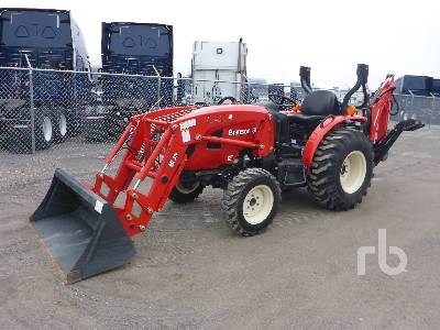 2018 BRANSON 3105R Utility Tractor