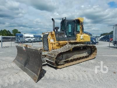 2011 KOMATSU D61PX-15EO Crawler Tractor