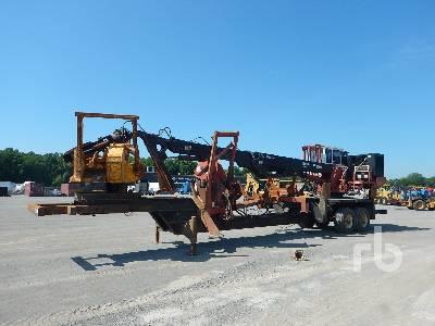 2012 HOOD 24000 T/A Log Loader