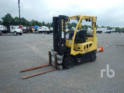 2014 HYSTER S50FT 3950 Lb Forklift