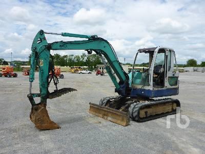 2005 IHI 55N2 Midi Excavator (5 - 9.9 Tons)