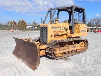 1999 CASE 850G Crawler Tractor