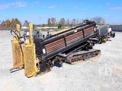 2007 VERMEER D24X40 Series II Crawler Directional Drill