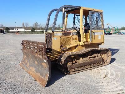 1999 JOHN DEERE 650G Crawler Tractor