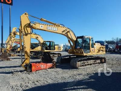 JOHN DEERE 200C Hydraulic Excavator