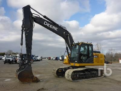 2016 JOHN DEERE 160G LC Hydraulic Excavator