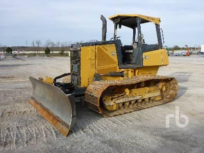 2014 JOHN DEERE 650K Crawler Tractor