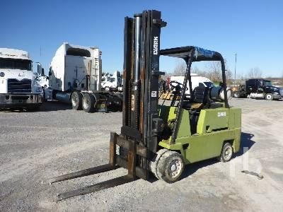 CLARK 10000 Lb Forklift