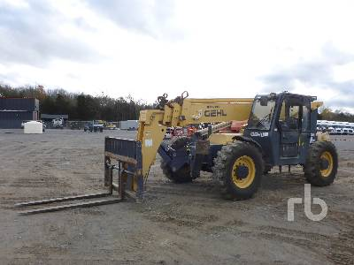 2015 GEHL RS1055 10000 Lb 4x4x4 Telescopic Forklift Parts/Stationary Construction-Other