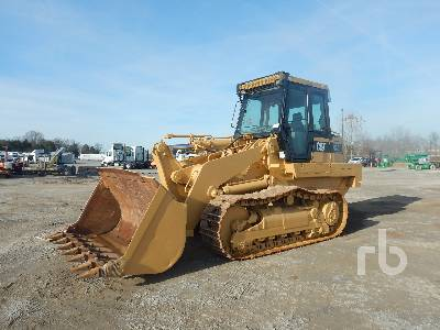 2004 CATERPILLAR 963C Crawler Loader