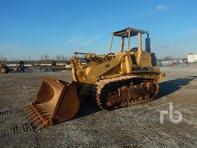 1994 CATERPILLAR 963 Crawler Loader