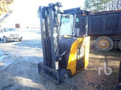 2015 JUNGHEINRICH ETG340 2900 Lb Electric Forklift
