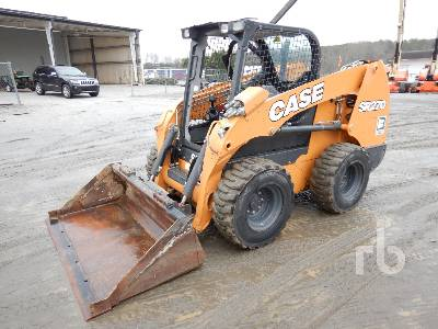 2016 CASE SR270 2 Spd High Flow Skid Steer Loader