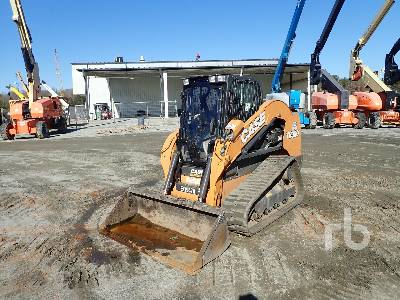 2017 CASE TV380 2 Spd Compact Track Loader