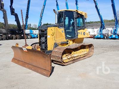 2015 JOHN DEERE 650K LGP Crawler Tractor