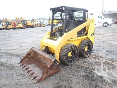 2000 CATERPILLAR 216 Skid Steer Loader