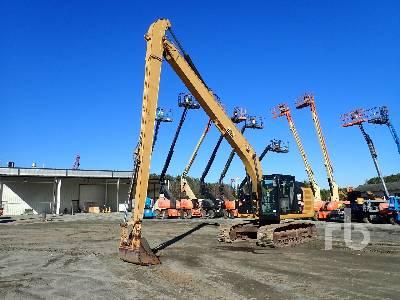 2013 CATERPILLAR 320EL Long Reach Hydraulic Excavator