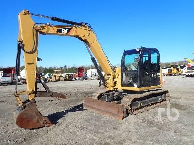 2013 CATERPILLAR 308E CR Midi Excavator (5 - 9.9 Tons)