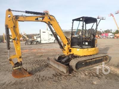 2015 CATERPILLAR 305E2 CR Midi Excavator (5 - 9.9 Tons)