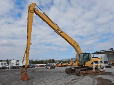 2002 CATERPILLAR 322CL Long Reach Hydraulic Excavator