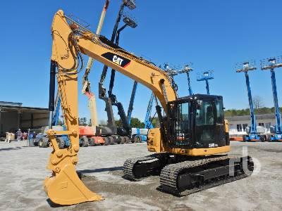 2012 CATERPILLAR 314D LCR Hydraulic Excavator