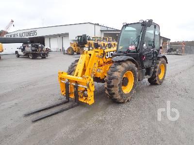 2013 JCB 536-60 AGRI 7000 Lb 4x4x4 Telescopic Forklift
