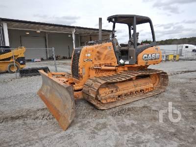 2012 CASE 850L LGP Crawler Tractor
