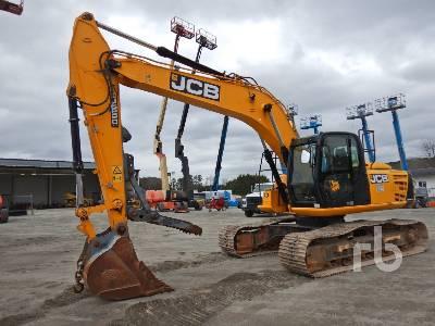 2016 JCB JS220LC Hydraulic Excavator