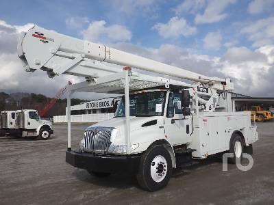 2014 INTERNATIONAL 4300 w/Hi-Ranger 5TC-55 Bucket Truck