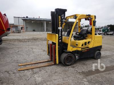 HYSTER S100FT 9600 Lb Forklift