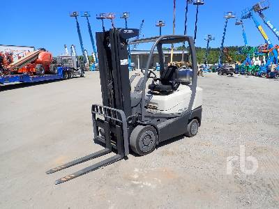 CROWN C51000-50 4650 Lb Forklift
