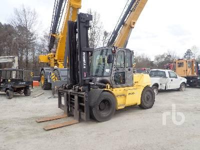 2016 HYUNDAI 80D-9 17500 Lb INOPERABLE Forklift