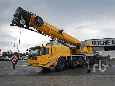 2013 GROVE GMK5165 165 Ton All Terrain Crane